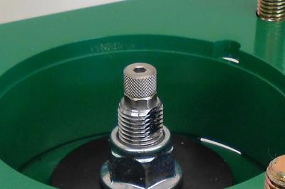 Damping Force Adjustment Knob